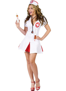 Cute Nurse Adult Costume