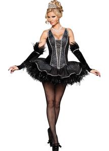 Cute Swan Adult Costume