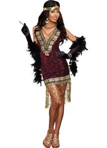Dancing Lady Adult Costume