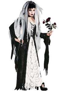 Dark Bride Adult Costume