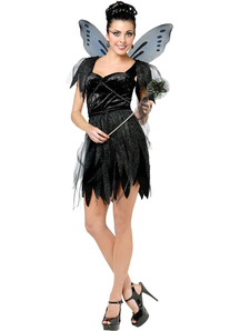 Dark Fairy Adult Costume