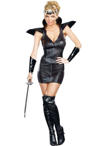 Dark Warrior Adult Costume