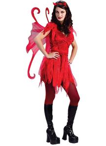 Devil Fairy Adult Costume