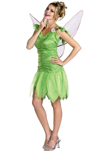 Disney Tinker Bell Adult Costume
