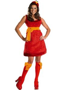 Elmo Sesame Street Adult Costume