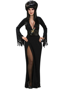 Elvira Plus Size Costume