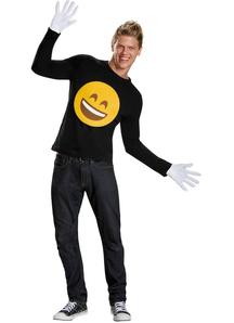 Emoji Smile Adult Kit