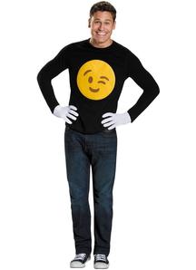 Emoji Wink Adult Kit