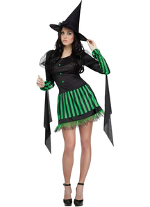 Evil Witch Adult Costume - 12810