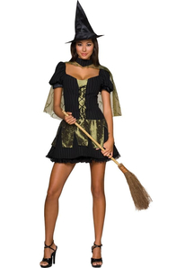 Evil Witch Women Costume