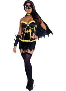 Fabulous Batgirl Adult Costume