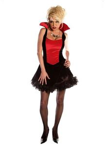 Fabulous Vampiress Women Costume