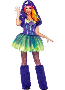 Funny Monster Adult Costume
