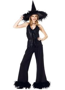 Glam Witch Women Costume