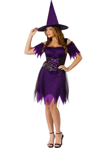 Glorious Witch Adult Costume