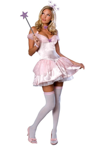 Good Witch Glinda Adult Costume