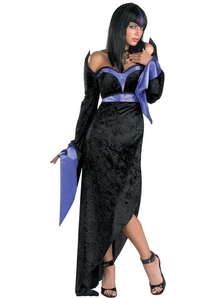 Goth Sorceress Adult Costume