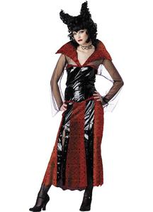 Gothic Countess Women Costume