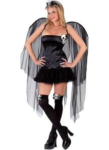 Gothic Fairy Adult Costume