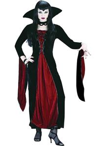 Gothic Vampire Female Adult Costume