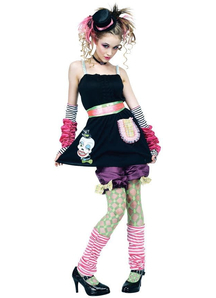 Harajuku Adult Costume