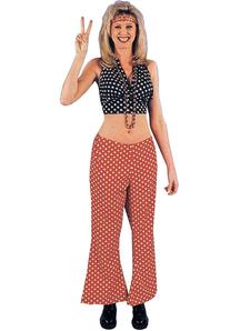Hippie Female Adult Costume