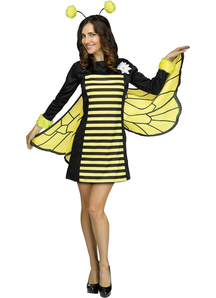 Honey Bee Adult Costume - 13526