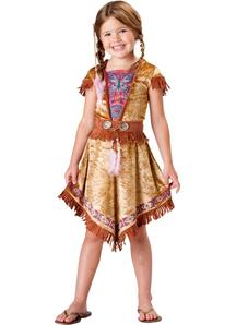 Indian Diva Child Costume