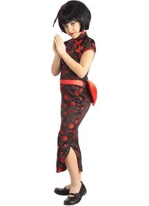Japan Empress Child Costume