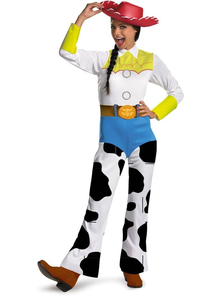 Jessi Adult Costume Toy Story