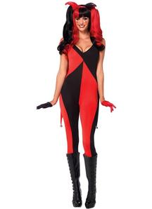 Jingle Jester Adult Costume