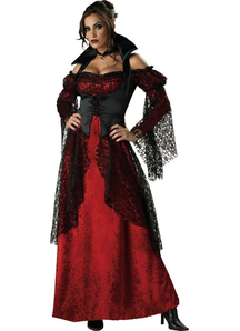 Lace Vampiress Adult Costume