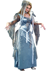 Lady Ghostly Adult Costume