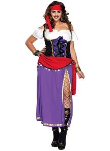 Lady Gypsy Adult Costume