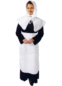 Lady Pilgrim Adult Costume