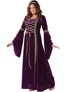 Lady Renaissance Costume