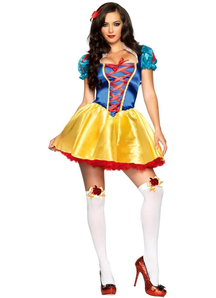 Lady Snow White Adult Costume
