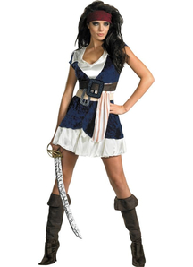 Lady Sparrow Adult Costume
