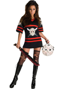 Lady Voorhees Plus Size Costume
