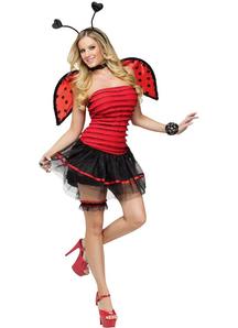Ladybug Adult Costume