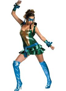 Leonardo Tmnt Adult Costume