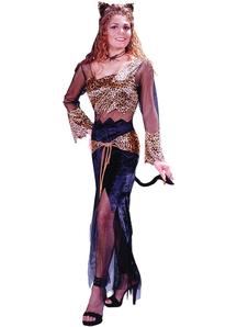 Leopard Cat Adult Costume