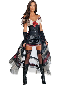 Lilah Jonah Hex Adult Costume