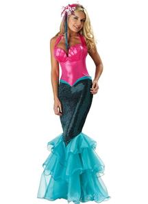 Little Mermaid Adult Costume