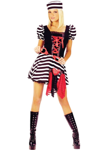 Love Prisoner Adult Costume