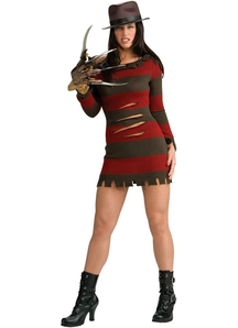 Miss Freddy Kruger Adult Costume