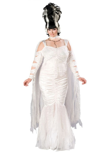 Moncters Bride Adult Costume