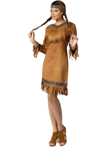 Native American Beauty Adult Costume