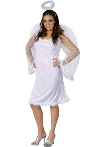 Nice Angel Adult Costume