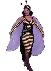 Night Bee Adult Costume